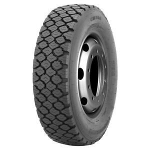 2 New Goodride Cm986 Drive 285 70r19 5 Load H 16 Ply Commercial Tires