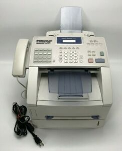 Brother Intellifax 4750e Business Class Laser Fax Machine Super G3 With Toner