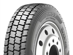 Hankook Dh07 245 70r19 5 Load H 16 Ply Commercial Tire