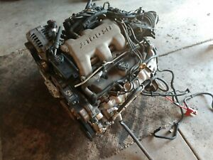 Chevy Gm 3100 Engine And Transmission Low Miles