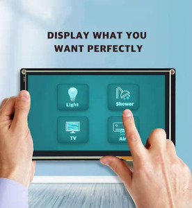 10 1 Inch Hmi Touch Screen Controller Lcd With Serial Interface