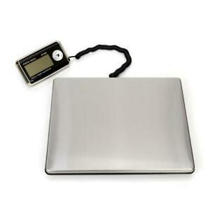 Sf 889 200kg 50g Digital Postal Shipping Scale Weight Postage Adapter 4x Battery