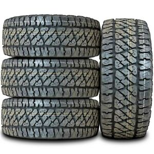 4 New Thunderer Ranger A Tr 245 65r17 111t Xl At All Terrain Tires