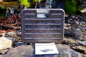 Vintage Brecknell General Purpose Utility Bench Scale Metal 250 Lb Capacity