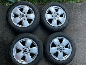 Mini Cooper 15 Oem Wheels tires