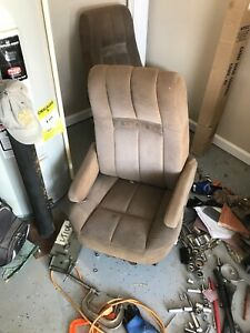 1987 To 1991 Ford Bronco Eddie Bauer Front Seats Captians Chairs