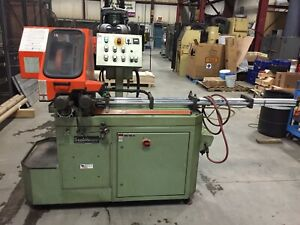 Used Scotchman Cold Saw Cp0315 Non ferrous Automatic Cold Saw 2 5 2 Hp