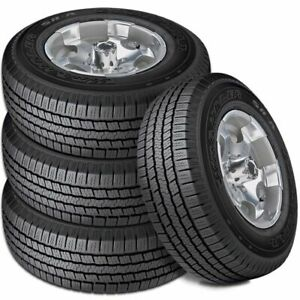4 Goodyear Wrangler Sr A P265 60r18 109t Highway All Season Suv Cuv Truck Tires