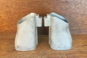 Original Exhaust Funnel Pair For Porsche 356 B C