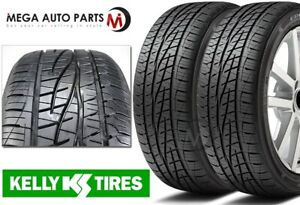 2 Kelly Edge Hp 205 55r16 91v All Season Traction High Performance Highway Tires