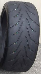 Toyo Proxes R88 Tires 225 40zr18 Set Of 2 Used
