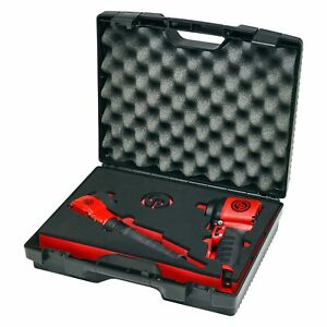 Chicago Pneumatic Angle Air Impact Wrench Combo Kit