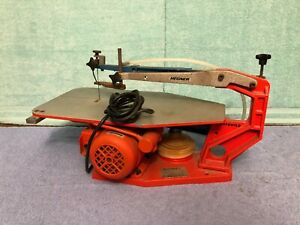 Hegner Multimax 2 Universal Precision Saw no Stand