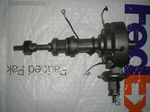 C5af 12127 N Distributor Mustang Gt Ford Falcon Ranchero Fairlane 289 2 2 65 66