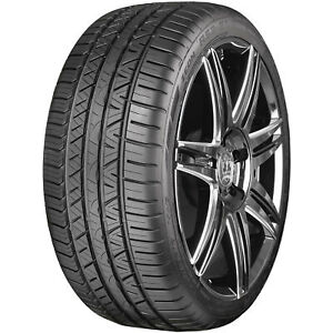2 New Cooper Zeon Rs3 G1 235 45r17 94w A S All Season Tires