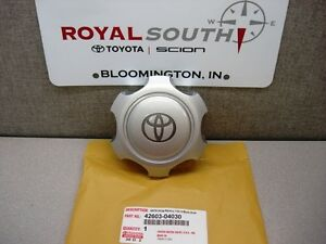 Toyota 4runner Tacoma Wheel Center Cap Genuine Oem Oe