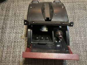 1981 1993 Dodge Truck Ramcharger Cummins Red Ashtray Assembly Complete Unit