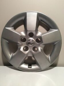 Nissan Rogue Hubcap 2008 15 16 Oem Used Very Good Condition