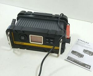 Stanley Bc25bs Fully Automatic 25 Amp 12v Bench Battery Charger Maintainer