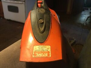 Oem Stihl Ts410 Ts420 Handle Shroud Assembly With Trigger Pn 4238 080 1608 Nice