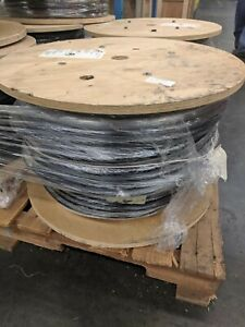 1 0 Awg Ul Csa Stranded Lead Wire 400ft Spools
