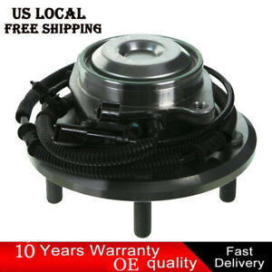 Rear Wheel Bearing Hub Assembly For 2012 2016 Chrysler Town Country 512493