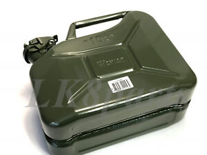 Valpro Steel Military Spec Jerry Can 10 Liters 10l 2 5gal Gjc10 Ge1010 New