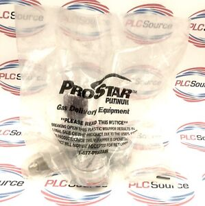 Praxair Prostar Platinum Prs200213 Welding Pressure Regulator Assembly