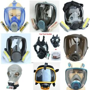 Mascara Para Pintura Chemical Painting Spraying Silicone For 6800 Dust Gas Mask