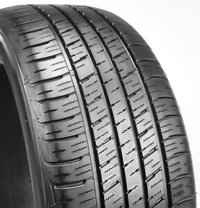 2 Falken Ziex Ct50 A S 245 50r20 102v Used Tire 9 10 32 602256