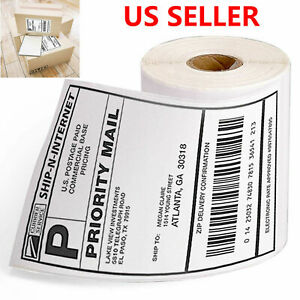 4x6 Shipping Address Postage Labels Blank Labels For Dymo 4xl Turbo 1744907 220