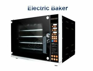 Electric Oven For Bread pizza 60l Timer Oven Commercial Bakery Oven Pizza