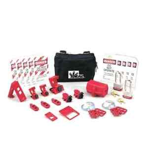 Ideal 44 971 Standard Lockout tagout Kit