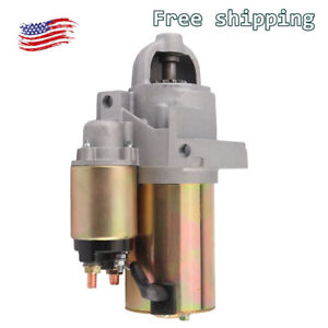 Starter For Chevy 305 350 454 Pmgr High Torque 9000886 50 864340a2 6562 140 6043