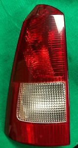 00 03 Ford Focus Wagon Driver Left Side Tail Light Rear Lamp from 2002 Focus
