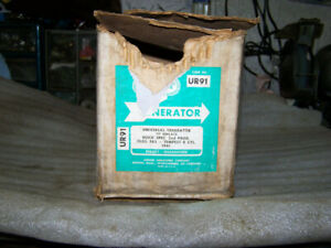 oldsmobile Pontiac Buick Generator Arrow Nos Remanufactured Ur91