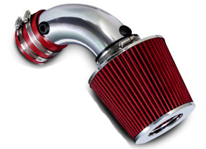 Red Filter Short Ram Air Intake For 91 93 Oldsmobile Cutlass Supreme 3 4l V6