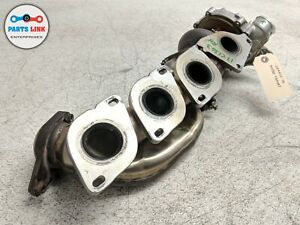 15 18 Mercedes Cls63s Amg W218 5 5l M157 Right Turbo Charger W Manifold Pipe 12k