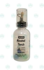 Buffalo Dental Alcohol Torch Needle Point Flame For Lab Jewelry Hobby 82440