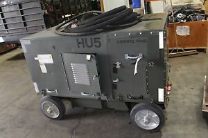 Naval Air Systems Command Portable Hydraulic Power Supply Diesel 20gpm 3000psi