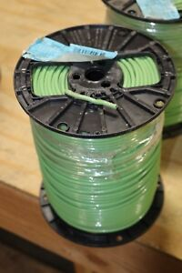 New Encore Spool Roll 500ft Green 10awg Wire