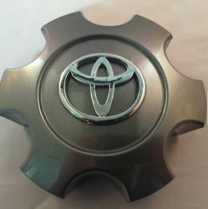 2003 07 Toyota Tundra Gray Charcoal Wheel Center Hub Cover Cap 42603 420nm 01