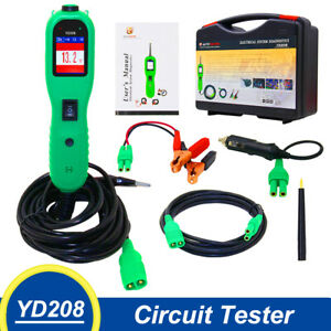 Power Tester Circuit Tester Electronic System Diagnostic Tool Power Probe Tester