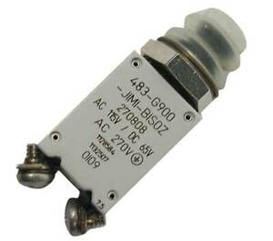 E t a Aircraft type Circuit Breaker From Ac 115v Or Dc65v 483 g900 Jimi bisoz