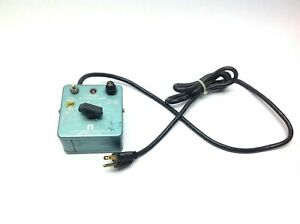 Staco Energy 3pn171 Variable Autotransformer 120v Input 1 75a Output