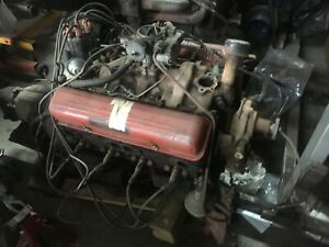 283 V8 2bc Engine For 1963 Chevrolet Impala Bel Air Biscayne
