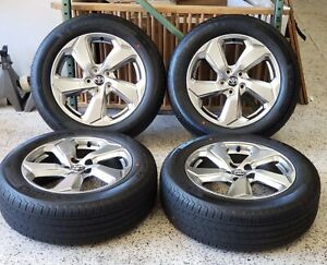 18 Toyota Rav4 Adventure 2020 Factory Oem Wheels Rims Sienna Highlander 2019