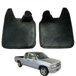 Splash Mud Guard Mud Flaps Front Fit For Toyota Hilux Pickup Mk4 Ute 1998 04