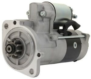New Starter M8t75171 For Sole Diesel Small Engine Mini 62 4 Cyl Dsl 1985 2012