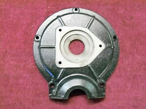 1932 1941 Ford Flathead V 8 Front Timing Gear Cover Plate 18 6019